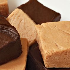Show alongside chocolate fugde is delicious peanut butter fudge.. Peanut Butter Fudge Recipe Recipe from Grandmothers Kitchen.