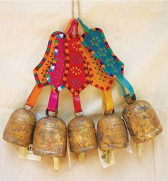Copper Bells Maybe instead of throwing rice?