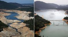 Before-and-After Photos: The End of California's Drought