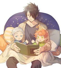 "pues aquí son imágenes del anime ""the promised Neverland"" xD, van a v… # Fanfic # amreading # books # wattpad Otaku Anime, Manga Anime, Anime Art, Chibi, Dark Anime Guys, Anime Child, Cute Friends, Cute Cartoon Wallpapers, Anime Shows"