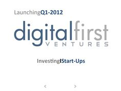 The blog of John Paton, CEO of Digital First