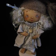 Всім хороших вихідних!#ангелочек #авторскаяработа #оленавербець