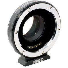 Metabones T Speed Booster XL 0.64x Adapter for Full-Frame Canon EF-Mount Lens to Select Micro Four Thirds-Mount Cameras