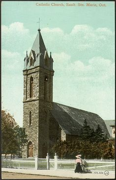 Catholic Church, Sault Ste. Marie, Ont.