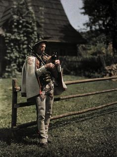 """historia-polski: """" Poland photographed by Hans Hildenbrand for National Geographic, 1930s. """""""
