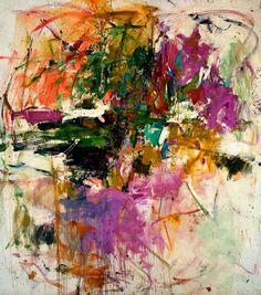 likeafieldmouse:    Joan Mitchell- Untitled (1961)
