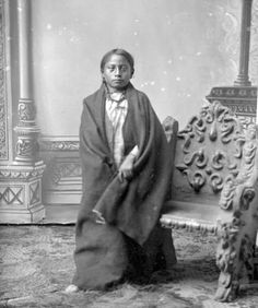 Crow Foot :: Son of Sitting Bull, 1880