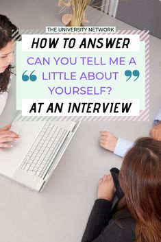 JOB INTERVIEW QUESTION: Can you tell me a little about yourself? - Single Working Mom - Ideas of Single Working Mom - This seems like a pretty simple question yet people still fail to prepare for it. It is crucial that you dont Typical Job Interview Questions, Job Interview Tips, Job Interviews, Interview Preparation, Good Resume Examples, Career Advice, Career Ideas, Job Career, Resume Tips