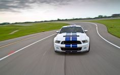 2013 Ford Shelby First Test - Motor Trend - MotorTrend 2013 Shelby Gt500, Ford Shelby Gt 500, Ford Mustang Shelby Gt500, 1967 Mustang, Chevelle Ss 454, Ford News, Lifted Ford Trucks, Pony Car, Cutaway