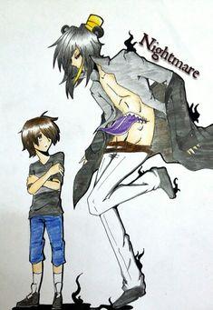 Request- Nightmare by karinchan97 on DeviantArt