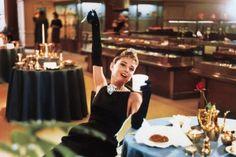 """""""Breakfast at Tiffany´s""""  --  """"Frühstück bei Tiffany"""""""