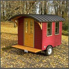 a tiny house with no loft