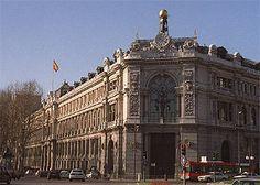 Banco de España, Madrid España