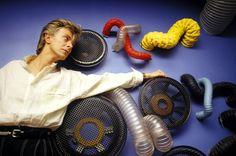 David Bowie, 1987. ( Photo: Denis O'Regan/Getty.
