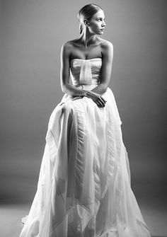 787b4ae0a1e9c Collection - Celestina Agostino - Robes de mariée Celestina Agostino, Vive  Les Mariés, 20