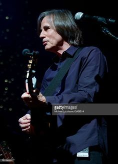 Jackson Browne rehearses for All My Friends: Celebrating the Songs