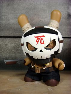 Nuevos Skullheads: Baseball & Boso de Huck Gee | Más imagenes en el blog...