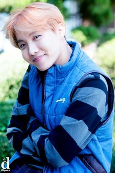 im not a really big BTS fan but jhope is just the most precious crazy little thing❤️
