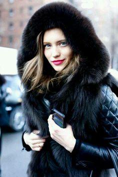Street Fashion   Winter Style