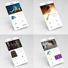 UI concept for a prototype app by valrazan