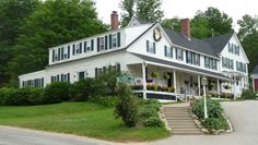 Christmas Farm Inn in Jackson, New Hampshire. Definately worth another visit!