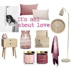 It's all about love by wenche-andersen on Polyvore featuring interior, interiors, interior design, home, home decor, interior decorating and Elvang