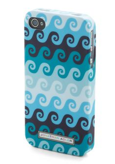 """While technically no home decor, I couldn't pass up this """"sea"""" inspired iphone case. $27.99 from modcloth."""