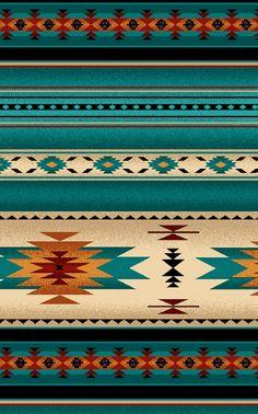 201-turq, Tucson, Fabric Collections, Elizabeth's Studio LLC