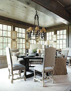 Architect Bobby McAlpine | Interior Designer Susan Ferrier