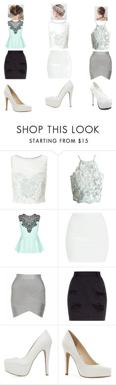 """""""Untitled #661"""" by megibson2005 on Polyvore featuring Miss Selfridge, City Chic, Qupid and Jessica Simpson"""