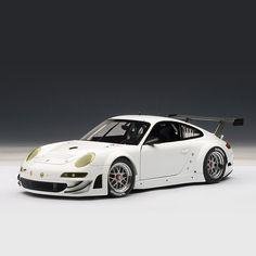 Porsche 911 (997) GT3 R 2010 // Plain Body Version (White)