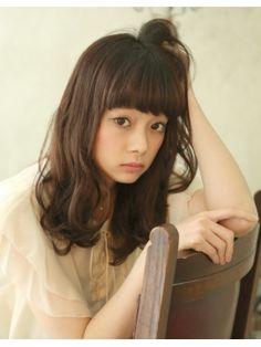 秋の髪色はこっくり甘く♡ショコラブラウンヘアカタログ|MERY [メリー]