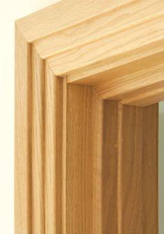 47 mejores im genes de molduras puertas carpinter a ventanas y decoraciones de casa - Molduras para puertas ...