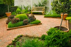 Small Backyard Landscaping Brick Patio,  DYI with ideas and steps to plan