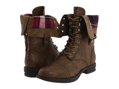 Madden Girls combat boots....i want these for Christmas!