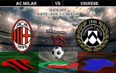 AC Milan vs Udinese 11.09.2016 Free Soccer Predictions, head to head, preview…