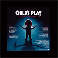 Waxwork Records Child's Play 2019Waxwork Records is thrilled to release CHILD'S PLAY (2019) Original Motion Picture Soundtrack! Featuring music by EMMY® and BAFTA Award winning composer Bear McCreary (Godzilla: King Of The Monsters, TV's The Walking Dead) in a special deluxe double LP vinyl edition. Directed by Lars Klevberg and starring Aubrey Plaza, Gabriel Bateman, Brian Tyree Henry, and featuring the new voice of Chucky performed by Mark Hamill (Star Wars), CHILD'S PLAY is the 2019…
