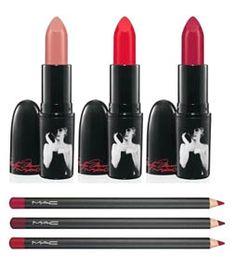 Vampy Starlet-Inspired Cosmetics #MAC #makeup