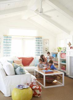 Family Room #beach #decor #remondeling | Favorite Family Rooms | family room | decor | home | style | design | family | Schomp Honda