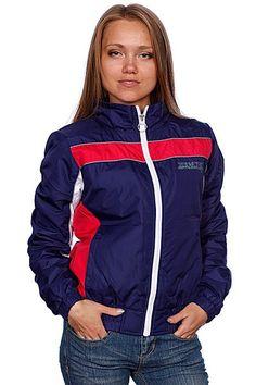 Ветровка женская Zoo York 70S Ski Life Purple Heart, цена снижена на 50%..