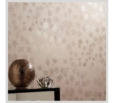 Buy Superfresco Wallpaper - Sparkle Cream at Argos.co.uk, visit Argos.co.uk to shop online for Wallpaper, Wallpaper, painting and decorating, Home improvements, Home and garden