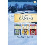 Cozy in Kansas: In the Dead of Winter/Bye, Bye Bertie/For Whom the Wedding Bell Tolls (Ivy Towers Mystery Omnibus) (America Loves a Mystery: Kansas) by Nancy Mehl Used Books, My Books, Winter Breaks, Pulp Fiction Book, Cozy Mysteries, Mystery Books, Wedding Bells, Kansas, Bye Bye