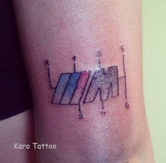 gearbox tattoo dotwork karo tattoo on facebook