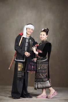 Shan Couple