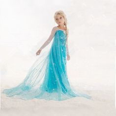 $11.30 (Buy here: https://alitems.com/g/1e8d114494ebda23ff8b16525dc3e8/?i=5&ulp=https%3A%2F%2Fwww.aliexpress.com%2Fitem%2FGirl-Frozen-Anna-Coronation-Dresses-Party-Princess-Elsa-Dress-Vestidos-De-Menina-Christmas-costume-Cosplay-Fantasia%2F32252366324.html ) Fever Baby Girl Elsa Winter Clothes Christmas Dresses Party Princess Anna Vestidos De Menina Costume Fantasia Kids Clothing for just $11.30