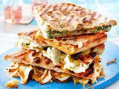 Gegrillte Pide-Sandwiches Rezept | LECKER