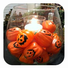 halloween centerpieces | 13 Inexpensive Halloween Centerpieces