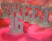 SWEET 16 BIRTHDAY Quinceanera You Choose the Color
