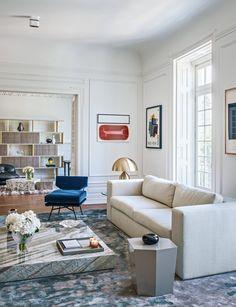 Cristina Jorge de Carvalho Interior Design | Photo by Francisco Almeida Dias