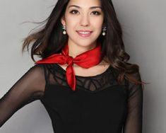 Luxusná dámska šatka malého formátu v rôznych farbách. Peplum, Outfit, Womens Fashion, Tops, Outfits, Women's Fashion, Veil, Woman Fashion, Kleding